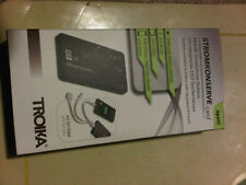 "TROIKA, ""STROMKONSERVE card"", Externer Akku, 2800 mAh, for iPhone Samsung others"