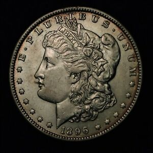 1896-O $1 MORGAN SILVER DOLLAR NEW ORLEANS MINT COIN