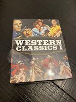 Western Classics I [Blu-ray Disc, NEW, 2020 Kino Lorber Release) Randolph Scott