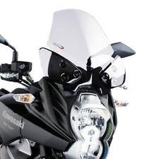 Puig Touring Windscreen 2010-2014 Kawasaki KLE650 Versys Clear / 5255W