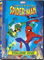 Nuevo The Spectacular Spider-Man - Volumen 1 DVD