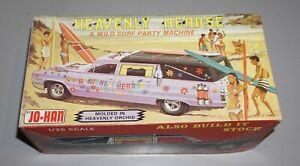 Heavenly Hearse Wild Surf Party Machine JoHan 1/25 Unstarted.