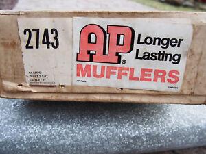 Vintage AP Original Style Muffler 1972 Ford Torino~Ranchero Mercury Montego NOS