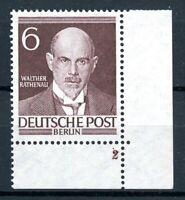 Berlin MiNr. 98 Eckrand ur postfrisch MNH Formnummer 2 (BT218