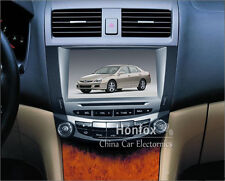 "8"" Autoradio Satnav for Honda Accord 7th 2003-2007 GPS Navi DVD Stereo Player"
