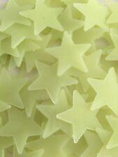 Leuchtsterne 100Stk. Selbstklebend Nachtleuchtend Aufkleber Sticker Wandtattoo