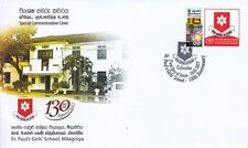 Special Commemorative Cover : 130th Anniversary - St. Paul's Girls School, Milag