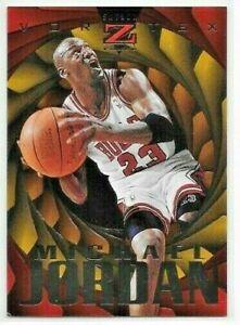 1996-97 Skybox Z Force MICHAEL JORDAN Vortex INSERT Bulls #5