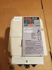 Yaskawa Cimr Vu4a0007faa Ac Motor Drive V1000