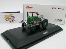 "Schuco 09029 - Steyr 80 Traktor Baujahr 1949-64 in "" grün-grau "" 1:43 Lim. 500pc"
