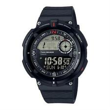 Casio 100 m (10 ATM) Water Resistance Wristwatches with Chronograph