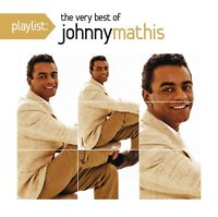 Johnny Mathis - Playlist: The Very Best of (2012)  CD  NEW  SPEEDYPOST