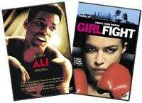 Ali (2001)/Girlfight (2000) [New DVD] 2 Pack, Back To Back Packaging