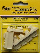 CMK 1/48 CH-47 Chinook Exterior Set para Italeri # 4218