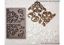 HOLLYBROOK IRONWORK RE-DESIGN Prima Decor Moulds Molds Food Safe Resin  #632342