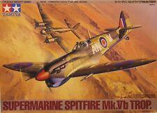 Supermarine Spitfire Mk.Vb TROP. 1/48 61035 kit di montaggio Tamiya