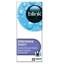 Blink Intensive Tears Protective Eye Drops 10ml New