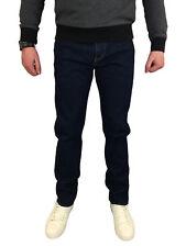 Levi's Men's 502 Regular Taper Chain Rinse Jeans Blue 34w X 32l