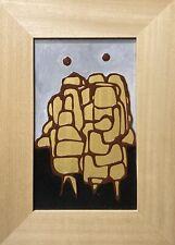 """Salvatore D'Imperio - olio su tavola - """"Fragile"""" - 18x30 - 2014"""