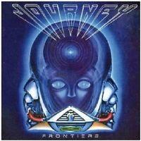 """JOURNEY """"FRONTIERS"""" CD NEUWARE"""