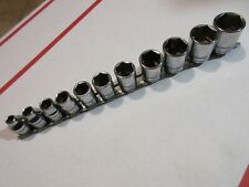 3/8'' DRIVE SNAP ON SHALLOW 6PT SET