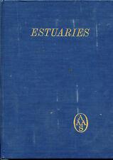 ESTUARIES George H. Lauff AAAS American Association Advancement of Science 1967