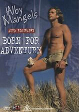 Alby Mangels Auto Biography Born for Adventure DVD Region 0 Documentary RARE OOP