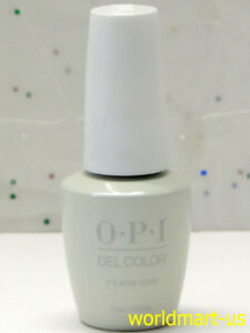 OPI GELCOLOR UV/LED 2016 Soft Shade Pastel* GC T71- It's in the Cloud