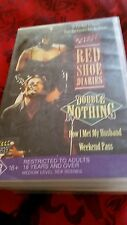 ZALMAN KINGS RED SHOE DIARIES - RATED R -  VIDEO VHS