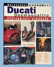 DUCATI 851/888/748/916/996/998/999/SP PERFORMANCE  BOOK-ULTIMATE 4 VALVE TUNING