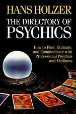 The Directory of Psychics: How to Find, Evaluate, and Communicate With-ExLibrary