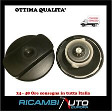 FIAT BARCHETTA 99/> TAPPO SERBATOIO CARBURANTE COMPLETO DI CHIAVI