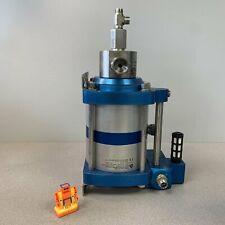 Parker Autoclave Asl25 02bnpv Liquid Pump 6 Air Driven