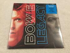 "DAVID BOWIE: ""Legacy-Best Of"": 2017 NEW 180g 2 LP SET: GATEFOLD: *ShrinkTear"