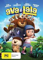 Ava & Lala (DVD) Tom Arnold JK Simmons George Takei [Region 4] NEW/SEALED