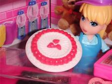 Fisher Price Loving Family Dollhouse Valentines Day Strawberry Cream Pie Food