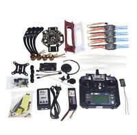 Full Set RC 4-axis Aircraft Kit F450 Frame GPS APM2.8 Camera Gimbal DIY Drone