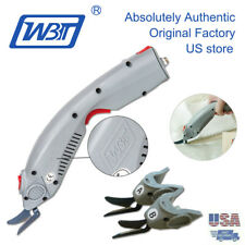 ORIGINAL FACTORY WBT-1 Electric Power Scissors Fabric Leather cutting tool