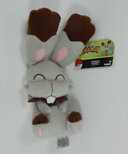 TOMY Official Pokemon Bunnelby Plush Toy Doll