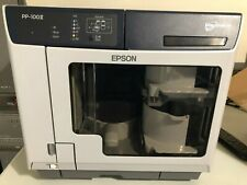 Epson Discproducer PP-100 II CD/DVD Printer N181A Tested Working w/ Extras!