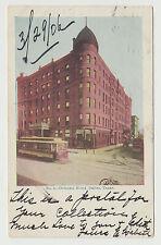 1906 UDB Oriental Hotel, Dallas TX, Streetcar Texas