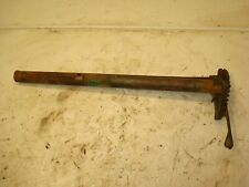 1949 Oliver 88 Tractor Steering Tube Amp Throttle Lever