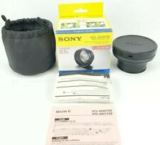 Sony VCL-DH0758 Wide Angle Conversion Lens DSCH1 H2 H5 Digital Camera Cyber Shot
