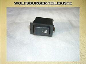 GOLF 1 CABRIO Schalter Heckscheibenheizung VW 321959621B Scirocco Jetta Passat