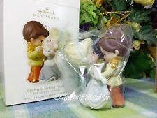 Hallmark Disney Precious Moments Cinderella and Her Prince ornament-QXD6421