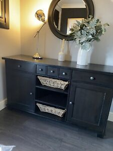 Sideboard IKEA Black