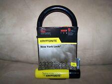 "Kryptonite New York STD U-Lock  4"" x 8"" level grade  9.    3 keys free shipping"
