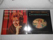 2 LP- BEVERLY SILLS  / SEALED