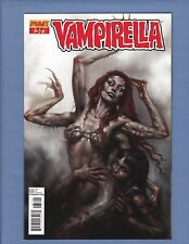 Vampirella #37 (2010 Dynamite) Lucio Parrillo Variant VF/NM  Beautiful Copy!