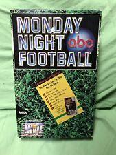 Monday Night Football Big Box Commodore Amiga Game W/ VHS